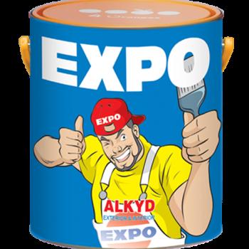 Sơn dầu Alkyd Expo đậm