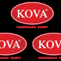 Sơn kẻ vạch Kova TF908 màu trắng
