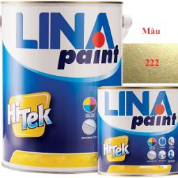 Sơn nhũ đồng Lina 222