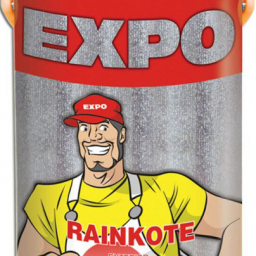Sơn nước ngoại thất Expo Rainkote thường