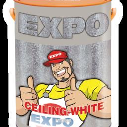 Sơn nước nội thất Expo Ceiling White
