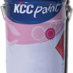 Sơn phủ KCC Polyurethane màu đỏ