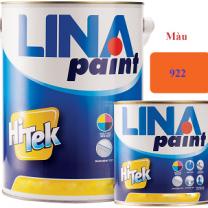 Sơn thơm công nghiệp Lina màu cam 922