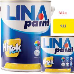 Sơn thơm công nghiệp Lina màu vàng 933