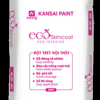 Bột trét tường Kansai Eco Skimcoat For Int
