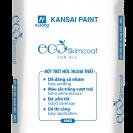 Bột trét tường Kansai Eco SkimCoat