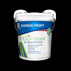 Sơn ngoại thất Kansai Eco Sheen