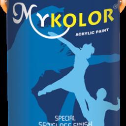 Sơn ngoại thất Mykolor Special Semigloss Finish