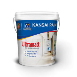 Sơn nội thất Kansai Ultramatt cao cấp