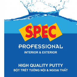 Bột trét tường Spec Pro Putty For Ext & Int