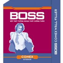 Bột trét tường Boss Wall Filler Comex For Ext