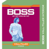 Bột trét tường Boss Wall Filler For Int