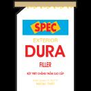 Bột trét tường Spec ngoại thất Hello Dura