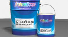Sơn công nghiệp Joton Jotilex Clear