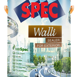 Sơn lót Spec Walli Sealer For Ext