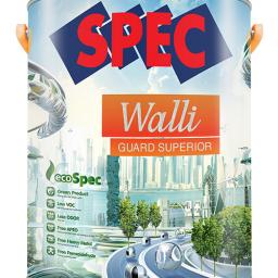 Sơn ngoại thất Spec Walli Guard Superior