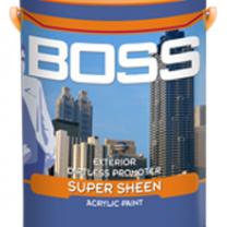 Sơn ngoại thất Boss Dirtless Promoter Super Sheen