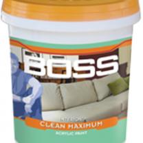 Sơn nội thất Boss Clean Maximum For Int
