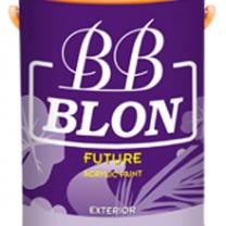 Sơn Boss BB Blon Future For Ext pha màu