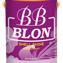 Sơn Boss BB Blon Shell Shine For Ext pha màu