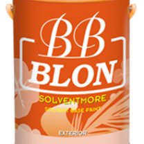 Sơn Boss BB Blon Solventmore For Ext pha màu