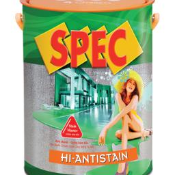 Sơn ngoại thất Spec Hi-Antistain