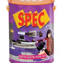 Sơn nội thất Spec Satin Kote