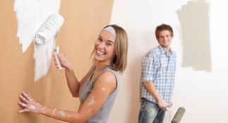 Tư vấn kỹ thuật thi công sơn nhà chuẩn đẹp trên từng milimet
