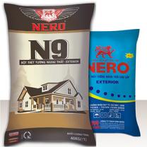 Bột trét tường Nero N9 for exterior