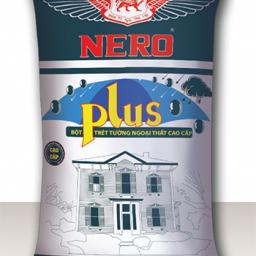 Bột trét tường Nero Plus Exterior Skim Coat