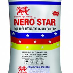 Bột trét tường Nero Star for interior