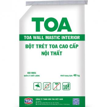 Bột trét tường Toa Wall Mastic for interior