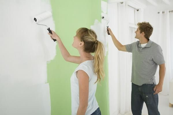 biện pháp thi công sơn tường đẹp