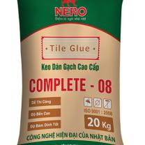 Keo dán gạch Nero Complete 08