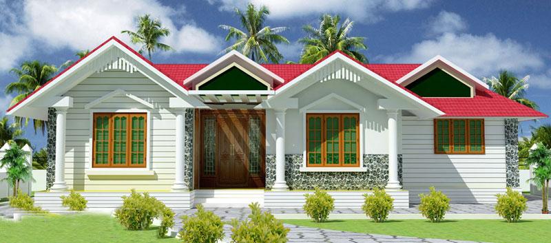 lựa chọn sơn nhà màu gì đẹp
