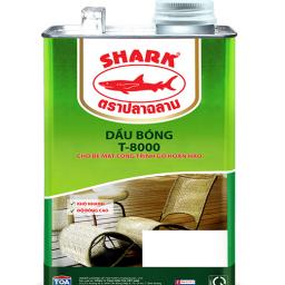 Sơn dầu Toa Shark T-8000 cho gỗ
