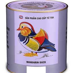 Sơn chống rỉ Toa Mandarin Duck màu xám