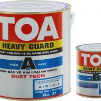 Sơn epoxy Toa Rust Tech biến tính