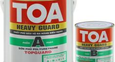 Sơn epoxy Toa Topguard PU2K