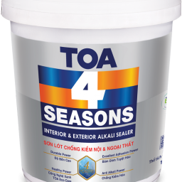 Sơn lót Toa 4 Seasons Alkali Sealer for int ext