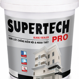 Sơn lót Toa SuperTech Pro Alkali Sealer for int & ext