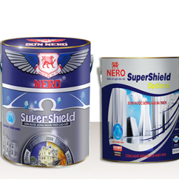 Sơn ngoại thất Nero Super Shield