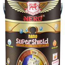 Sơn ngoại thất Nero Nano Super Shield