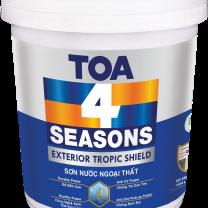 Sơn ngoại thất Toa 4 Seasons Exterior Tropic Shield
