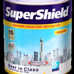 Sơn ngoại thất Toa SuperShield bóng mờ