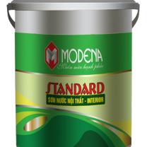 Sơn nội thất Nero Modena Standard