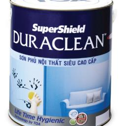 Sơn nội thất Toa SuperShield DuraClean