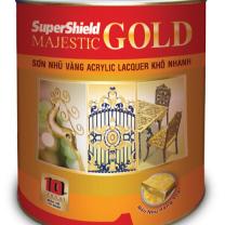Sơn Toa Super Shield Majestic Gold Lacquer