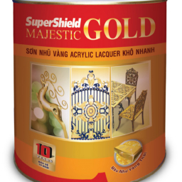 Sơn Toa Super Shield Majestic Gold Lacquer
