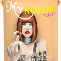 Sơn lót Mykolor Touch Anti Damp Sealer for int & ext